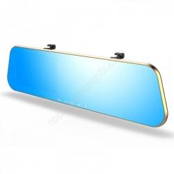 DVR DV460 зеркало с двумя камерами Gold