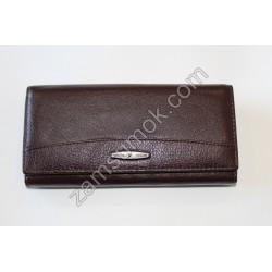Женский кошелек кожаный Коричневый 826 H09 Tailian