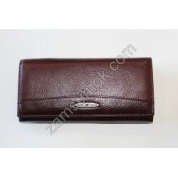 Женский кошелек кожаный Коричневый 827 H09 Tailian