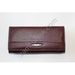 Женский кошелек кожаный Коричневый 816 H09 Tailian