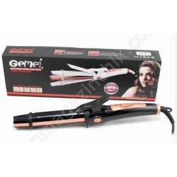Утюжок Gemei GM 2978 Стайлера 3 в 1, Плойка для волос Гофре