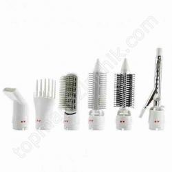 Воздушный стайлер для волос 7 в 1 Gemei GM 4836