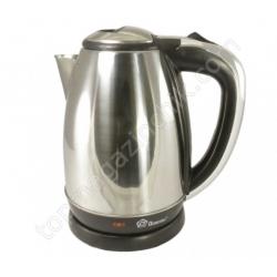 Чайник электрический металлический Domotec MS-5005, 1.8 л