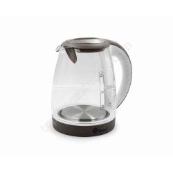 Электрочайник стеклянный Domotec MS-8113 1.8 л Серый