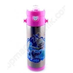 Термос детский для девочек 9030-500 ( термокружка, термочашка, термос
