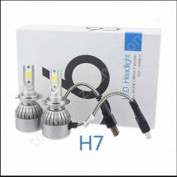 Светодиодные лампы C6 H7 (5500 Лм)