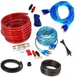 Набор проводов для установки сабвуфера KIT MD 8GA