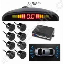 Car Radar parking ПАРКТРОНИК на 8 датчиков