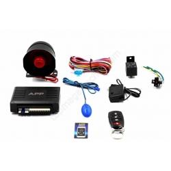 Автосигнализазия CAR ALARM 2 WAY KD 3000 APP