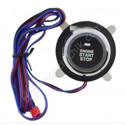 Автосигнализазия CAR ALARM KD3600 GSM/GPS/APP/кнопка старт-стоп