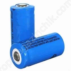 Батарейка BATTERY 16340 5800mah упак. 50шт.