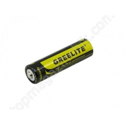 Батарейка BATTERY 18650 Black Greelite черная в уп 50шт