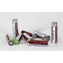 Батарейка BATTERY 18650 PURPLE (фиолетовый) в уп.100 шт.
