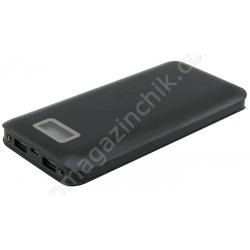 POWER BANK+LCD 30000mah UKC (реальная емкость 9600)