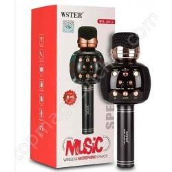 Микрофон караоке DM Karaoke WS 2911 Черный
