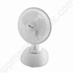 """Настольный вентилятор MS 1623 Fan 6"""" 2 in 1"""