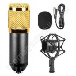 Микрофон студийный M 800 + Звуковая Внешняя Карта V8 BT