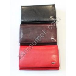 Женский кошелек кожаный Черный Braun Buffel-672