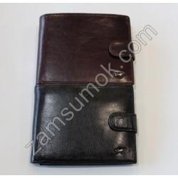 Мужской кошелек кожаный Коричневый Braun Buffel 603