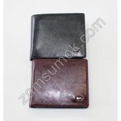 Мужской кошелек без застежки черный Braun Buffel 632