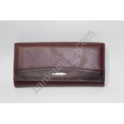 Женский кошелек кожаный Коричневый 8016 H09 Tailian