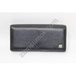 Женский кошелек кожаный Черный 720 Anil
