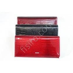 Женский кошелек кожаный Черный 826-38 Balisa