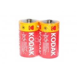 Батарейки KODAK Super Heavy Duty ZINC D R20P (2 шт.)