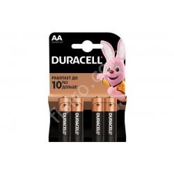 Батарейки Duracell AA LR6MN1500 (4 шт.)
