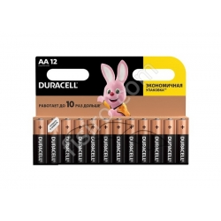 Батарейки Duracell AA LR6MN1500 (12 шт.)
