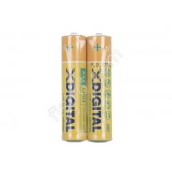 Батарейки X-DIGITAL AAA LR03 (2 шт.)